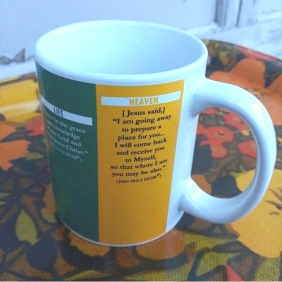 🖤SALE🖤 VINTAGE COFFEE MUG CHRISTIAN